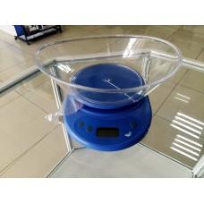 Весы 5кг EК - 01 с чашей пласт