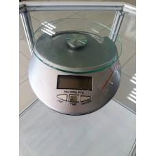 Весы 5кг EК - 03 с чашей нерж