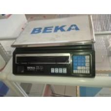Весы настольные электрические до  30 кг