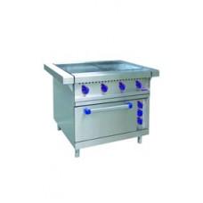 Плита электрическая ЭП - 4 ЖШ с духовкой