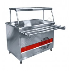 Прилавок холодильный ПВВ(Н) - 70КМ - НШ
