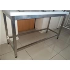 Стол разделочный 1200/600 с полипропиленовой
