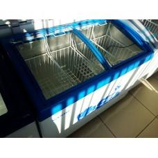 Ларь морозильный VASIN SC/SD-278 Y(стекло)