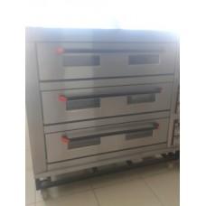 Шкаф пекарский электрическийический с каменным подом и пароувлажнением EDO 39 L