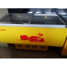 Ларь морозильный VASIN SC/CD-758 (стекло)