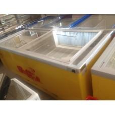 Ларь морозильный VASIN SC/SD-550(стекло)