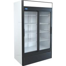 Шкаф холодильный Капри 1,12 СК (стекло)