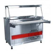 Прилавок холодильный ПВВ(Н) - 70КМ - 02 - НШ