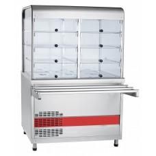 Прилавок холодильный ПВВ(Н) - 70КМ - С - 02 - НШ